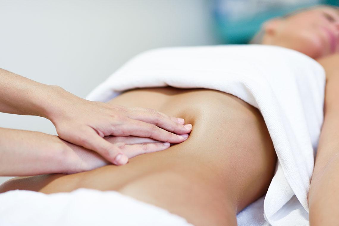 Therapy ventral : Massage du ventre à Bordeaux - Ôm Zen